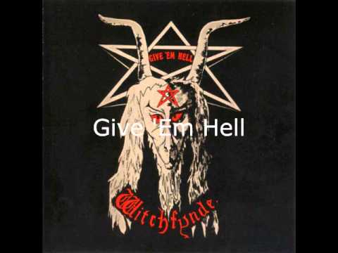 Witchfynde - Give 'Em Hell (Full Album)