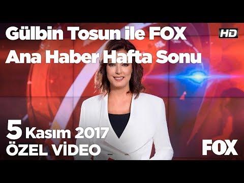 Almanya'dan PKK gösterisine sürpriz müdahale!5 Kasım 2017 Gülbin Tosun ile FOX Ana Haber Hafta Sonu