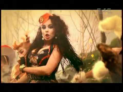 Настя Каменских - Песня Красной Шапочки (NEW MUSIC VIDEO HQ).flv