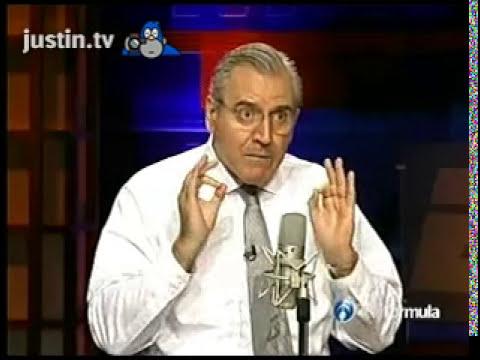 Mas recaditos de Carlos Albert a Salvador Nasralla