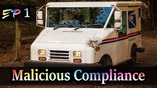 r/MaliciousCompliance | Ep1 | Cancel My Delivery
