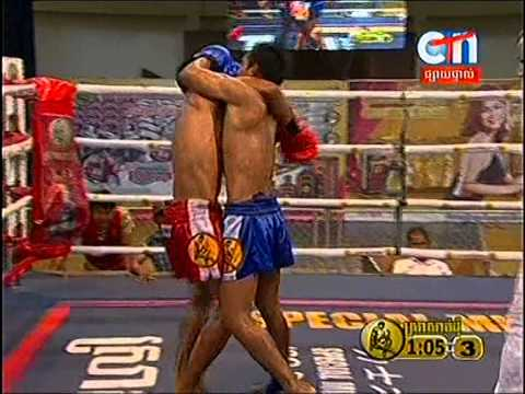 CTN Boxing, Hnam Lory VS Song Kung, 24-Aug-2014, Round 03