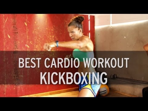Best Cardio Workout: Kickboxing Image 1