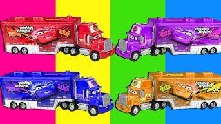 download lagu Wrong Heads Lightning Mcqueen Mack Truck Disney Cars 3 gratis