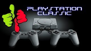 PlayStation Classic Top oder Flop? Unboxing und Meinung / PS Mini