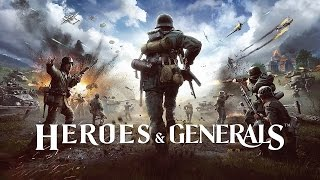 Heroes & Generals – The Ultimate WW2 Game [Launch Trailer]
