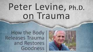 """How the Body Releases Trauma and Restores Goodness"" Seminar with Peter Levine, Ph.D."