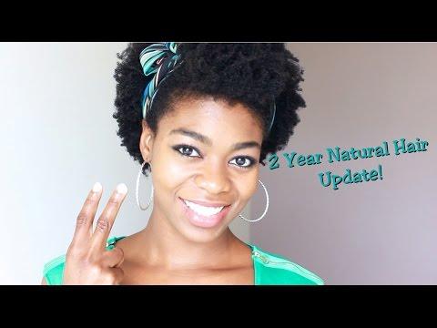 2 Year Natural Hair Update! - (Length. Regimen. Knots. Summer. Encouragement etc.) - 4C Natural Hair