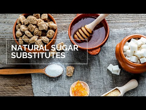 Natural Sugar Substitutes- Raw Honey, Blackstrap Molasses and Coconut Sugar