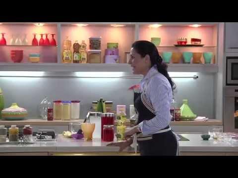Choumicha : Cheesecake aux fruits rouges / شميشة : حلوى بالجبن والفواكه الحمراء