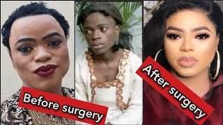 OMG! Bobrisky Before And After Pictures Will Make You.... (A-Z)