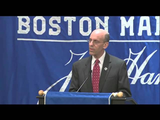 Boston Officials: No Bags at Marathon