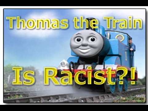 Cartoon Conspiracy Theory | Thomas the Tank Engine is Racist?!