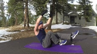 25 Min Pilates for Weight Loss w/ Sean Vigue - HASfit Pilates Exercises - Pilates Workout Routine