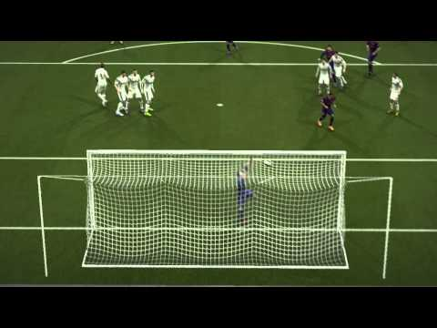 FIFA 15 - Barcelona - Real Madrid (Spanish Derby)