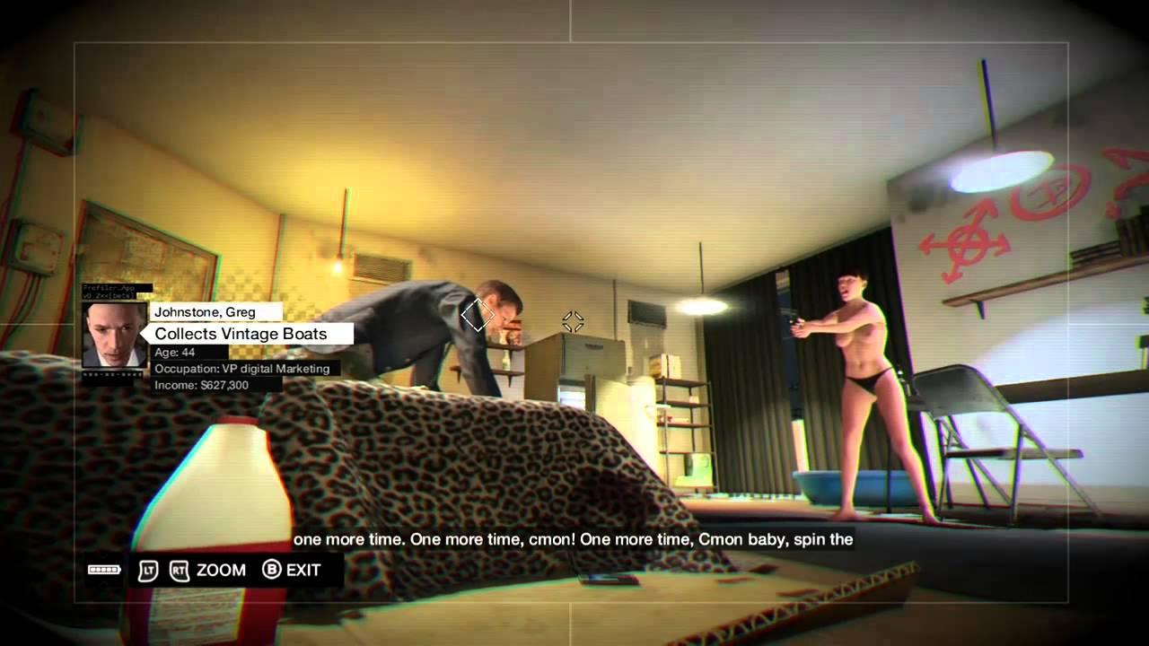 Watch Dogs Sex Scenes HD - YouTube