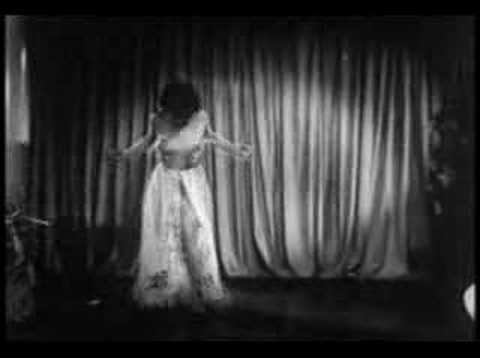 Old Burlesque Footage