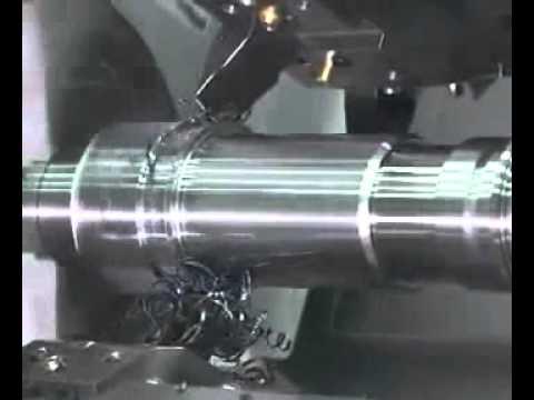 DOOSAN PUMA TL2500L - CNC-lathe