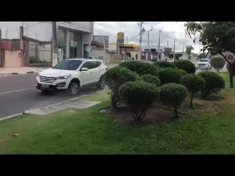 Sistema de Irrigação na Avenida Getúlio Vargas