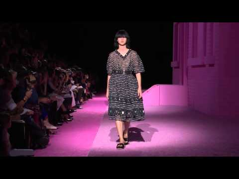 Marc Jacobs | Spring Summer 2015 Full Fashion Show | Exclusive