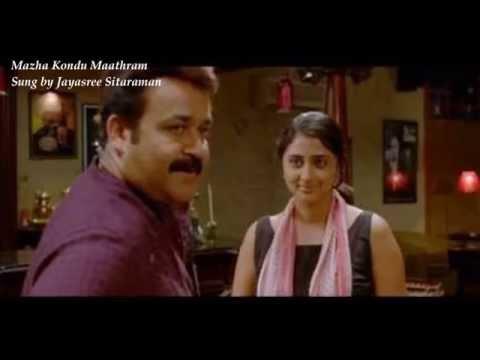 Mazha Kondu Mathram From Malayalam Movie Spirit - Cover Sung By Jayasree video