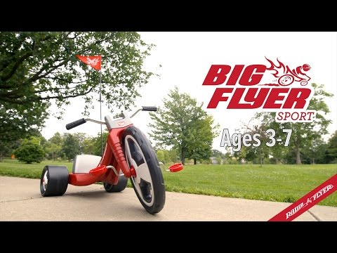 Radio Flyer Big Flyer Sport®