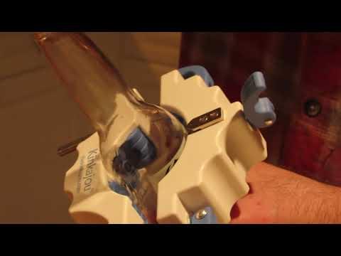 Kinkajou Glass Bottle Cutter Tool - How to Cut a Bottle
