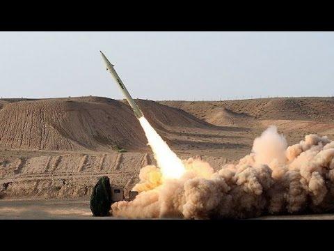 Iran fourth generation Fateh-110 precision missile نسل چهارم موشك فاتح 110 ايران
