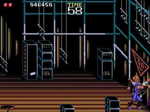Misc Computer Games - Ninja Gaiden - Act 4 Stage 2
