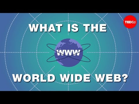 What is the world wide web? - Twila Camp