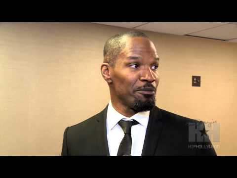 Is Jamie Foxx Done With Music? - HipHollywood.com