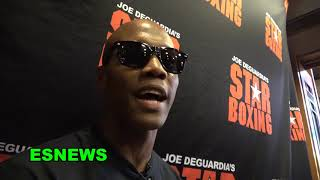Zab Judah Explains Why Pacquiao Will Beat Thurman EsNews Boxing