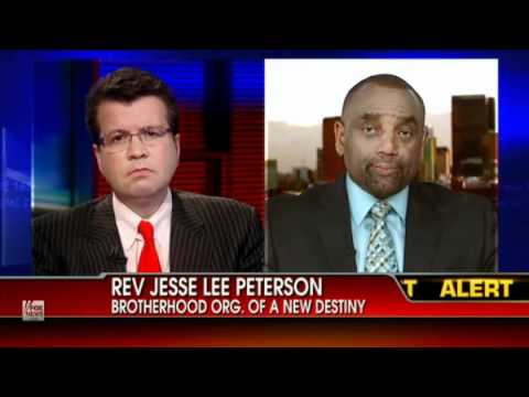 Jesse Lee Peterson on Fox News