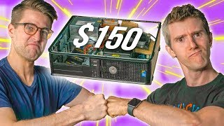 We UPGRADED the $69 Gaming PC and it ROCKS!