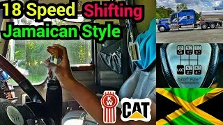18 Speed Smooth & Sweet with Jakes W900 Cat  Jamaican STYLE
