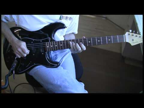 Part 1:  Ultraviolet (u2 Cover) - With Fractal Audio's Axe-fx Ii video