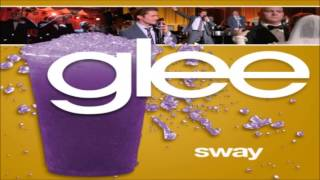 Watch Glee Cast Sway video