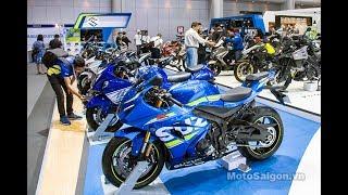 Giá xe moto Suzuki 2018 mới nhất cùng giá bán tại Thái Lan
