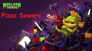 Nuclear Throne - Secret level Pizza Sewers