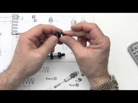 Axial Yeti Build Video #30
