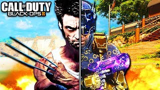 Black Ops 3 - Ninja Montage! (EPIC WOLVERINE SPECIAL) Defuses, Care Package!