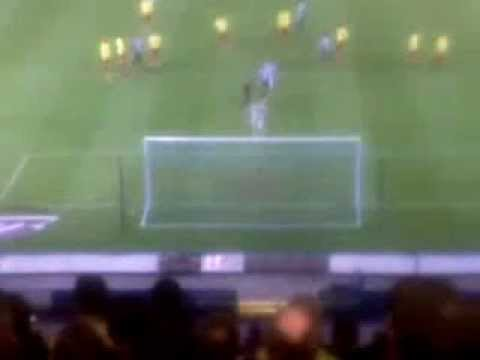 Manuel Almunia's penalty save v Sheffield Wednesday