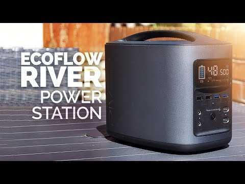 The Ultimate Power Station! EcoFlow River | Review