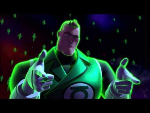 Green Lantern Corps vs The Manhunters thumbnail