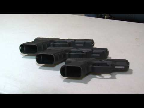 New Guns for Baxter Police - Lakeland News at Ten - March 4. 2013