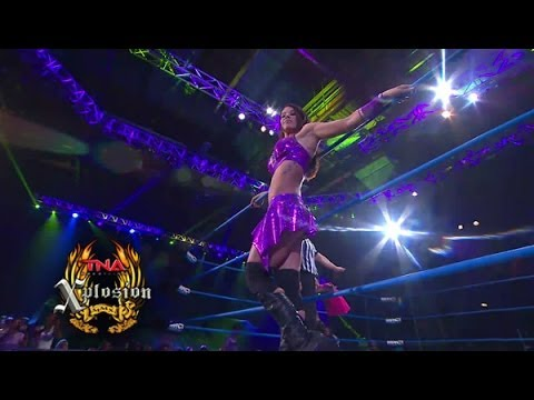 Xplosion Match: Velvet Sky vs. Madison Rayne