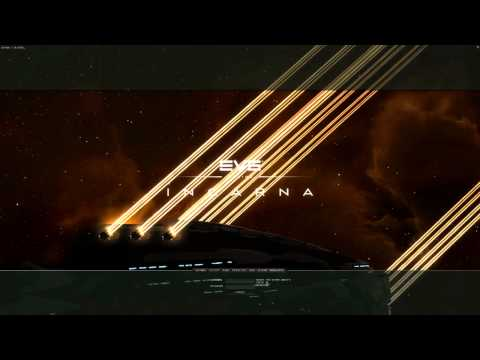 EVE Online Incarna login screen