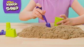 Kinetic Sand | Beach Sand Kingdom How To