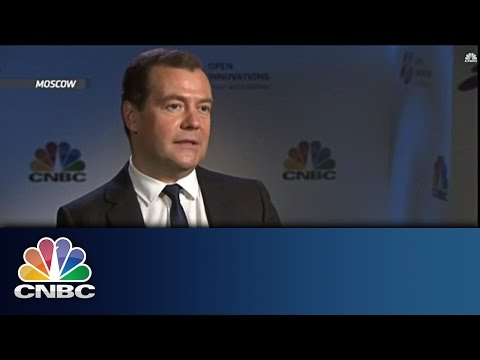 Russia/US Relations Set Back | Medvedev Exclusive | CNBC International