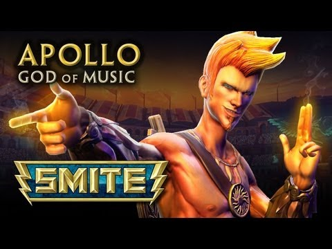 SMITE God Reveal - Apollo, God of Music